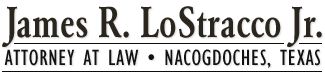 james r lostracco jr attorney logo