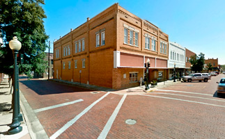 nacogdoches texas downtown